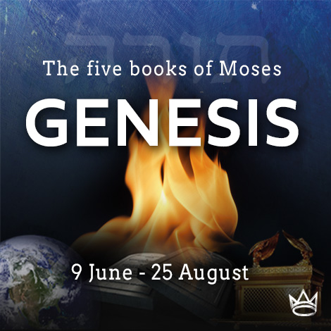 Genesis - The Five Books of Moses