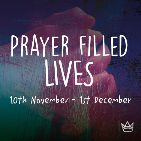 Prayer Filled Lives
