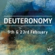 Deuteronomy – Part 1