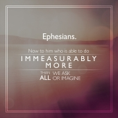 Ephesians 6 – The struggle to stand strong