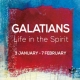 Galatians – Chapter 5 – Freedom Through The Spirit