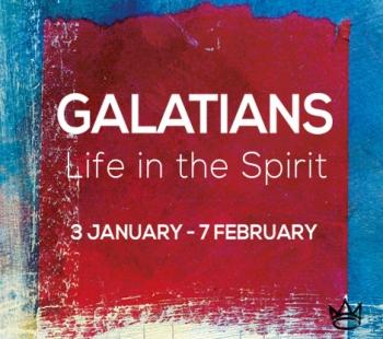 Galatians – Chapter 1