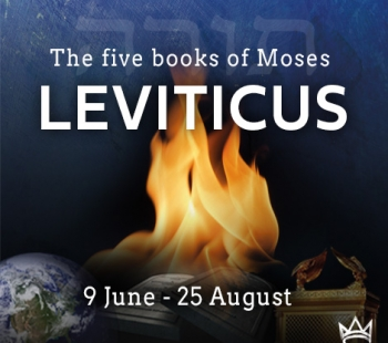 Leviticus – The Five Books Of Moses