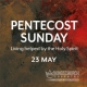 Pentecost Sunday 2021