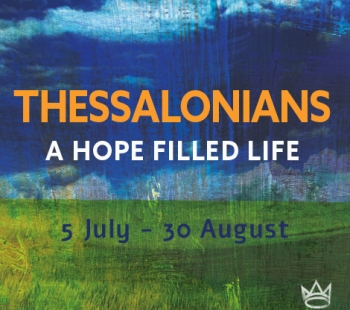 Thessalonians – Part 3 with Joe Jamieson