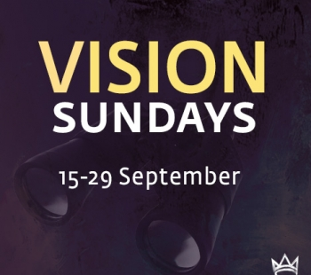 Vision Sundays – Part 3 – Caring for the Poor