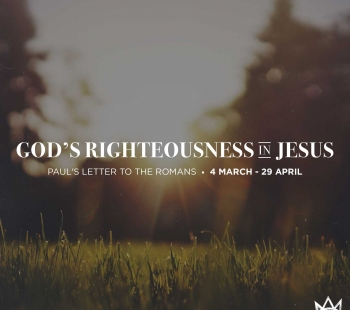 God's Righteousness in Jesus – Living Skilfully