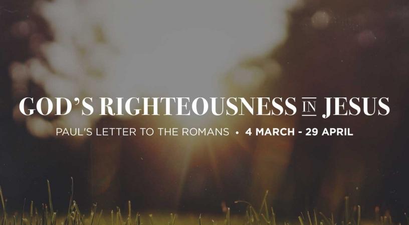 God's Righteousness in Jesus – Living Skilfully