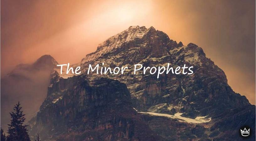 The Minor Prophets – Jonah